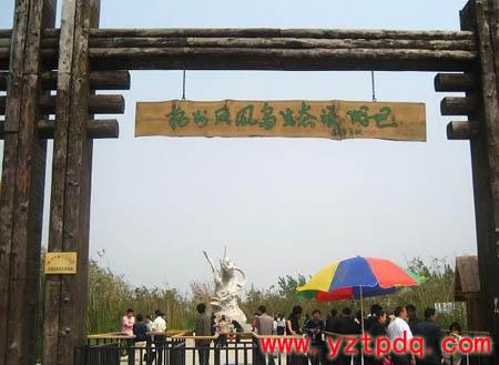 扬州凤凰岛生态旅游区——国家级农业旅游示范点