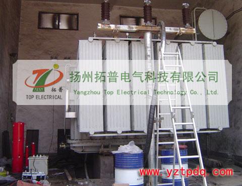 5吨行吊电气接线实物图和原理图