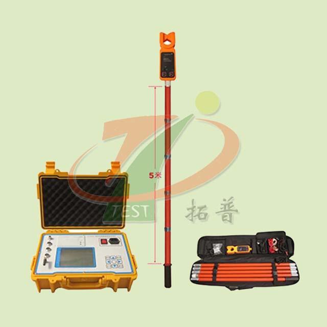 智能无线氧化锌避雷器带电测试仪