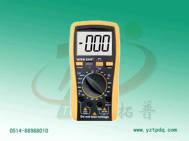 数字电感电容电阻表